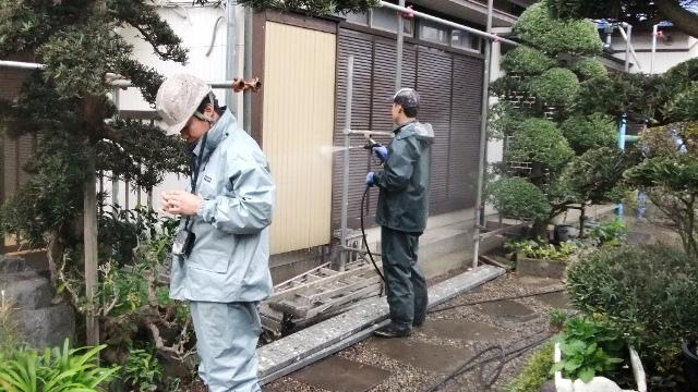 冷たい雨にも負けずに! ☆≡(*≧ε≦*)/))へぶしっ!!