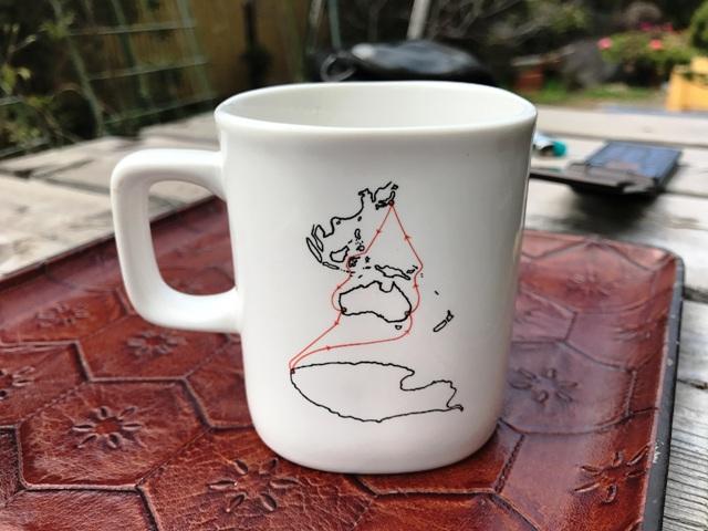 このマグカップは・・・ w( ̄△ ̄;)wおおっ!
